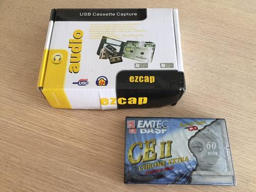 EZCAP USB CASSETTE CAPTURE DRIVERS FOR MAC DOWNLOAD