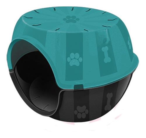 toca para cães e gatos plástica paris porte peq. furacão pet