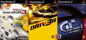 Toca Race Drive3 Driv3r Gran Turismo 3 A Spec Corrida Barato