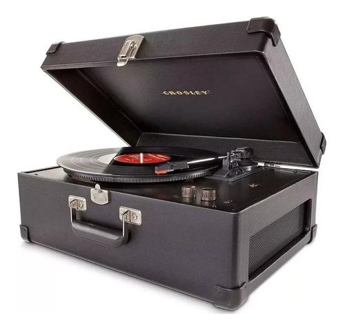 tocadisco crosley keepsake negra cr6249abk