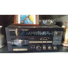 Tocadiscos Con Radio Y Casetera