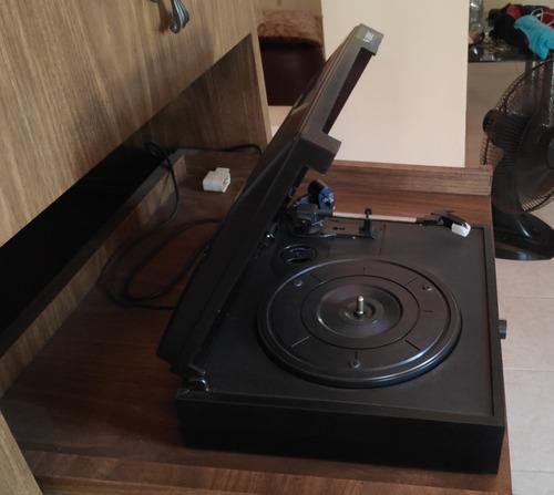 tocadiscos vibe usb para convertir disco de vinyl a mp3