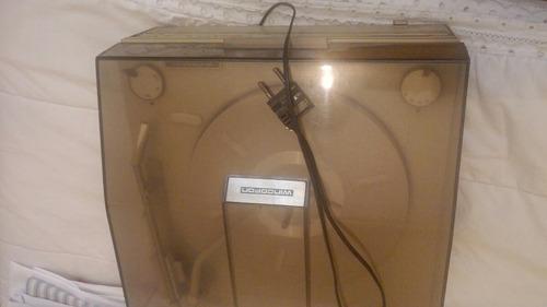 tocadiscos winco reparado impecable antiguo ideal