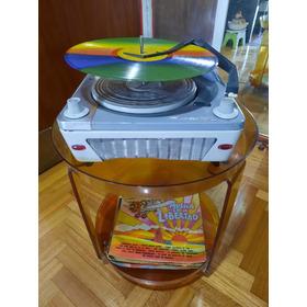 Tocadiscos Wincofon ( Para Arreglar) + 5 Lp De Regalo