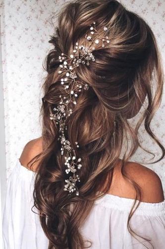 tocado guía para peinado, trenzas novia, 15 años