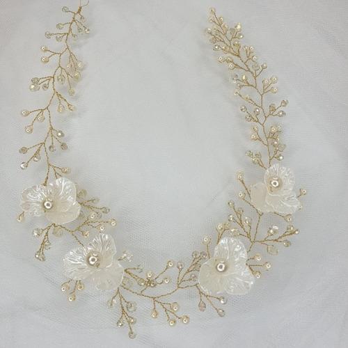 tocado para novia, 15 años, diadema, tiara, corona