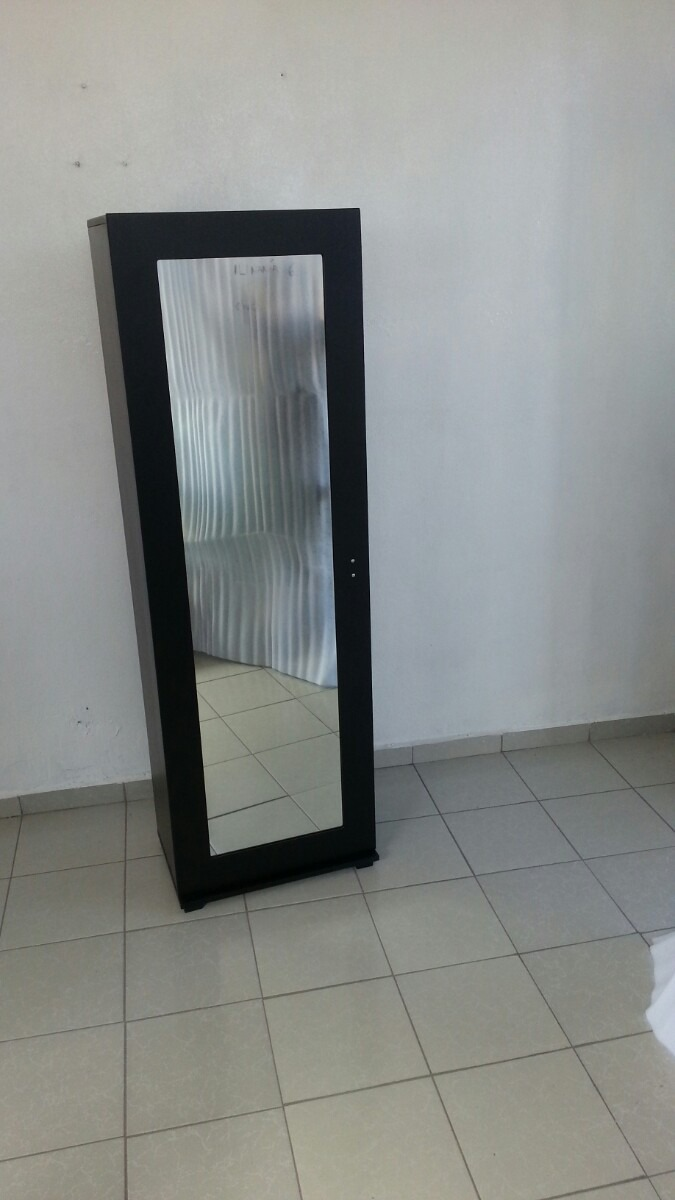 Tocador closet doha cajonera espejo grande cuerpo completo for Espejos de cuerpo completo