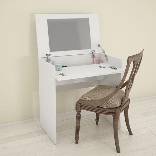 tocador cómoda con espejo nexera vanity de importación