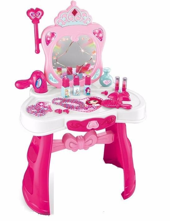 Tocador para ni as maquillaje juguete varita magica s 100 00 en mercado libre - Tocador infantil ...