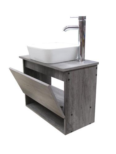 tocador txiki 60 mueble para baño con lavabo