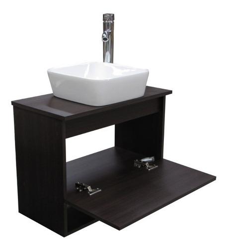 tocador txiki 60 mueble para baño con lavabo y llave