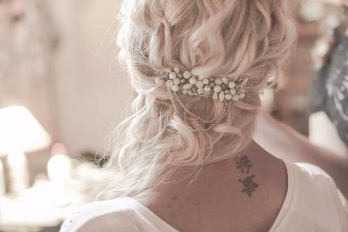 tocados accesorios bijouterie apliques novias civil bodas