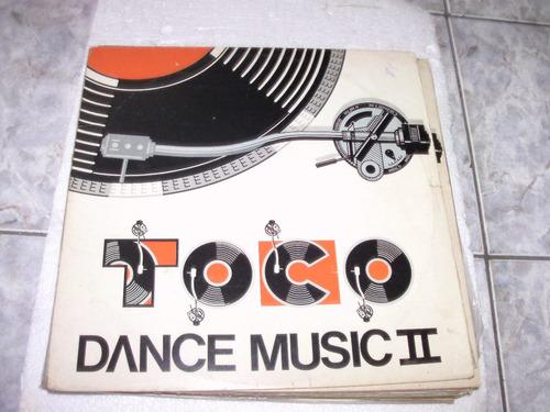 toco dance music ii- 1990