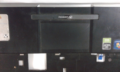 tocuh portatil gateway mod. no. ms2285