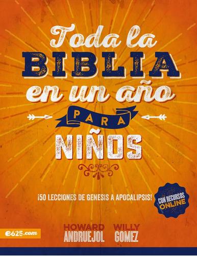 toda la biblia en un año para niños · 50 lecciones