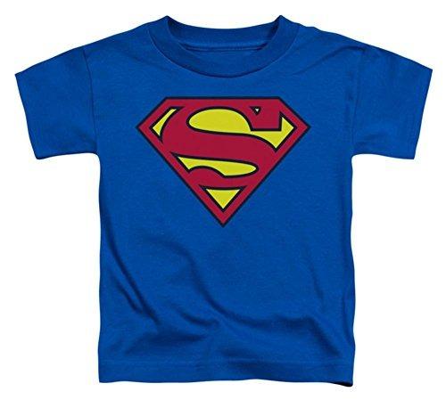 b2e8d22b2 Toddler  Superman - Classic Logo Camiseta De Bebé Tamaño 4t -   106.777 en  Mercado Libre
