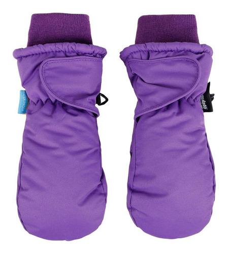 toddler(1-2y) - purple - niños impermeabilizan thinsula-0258