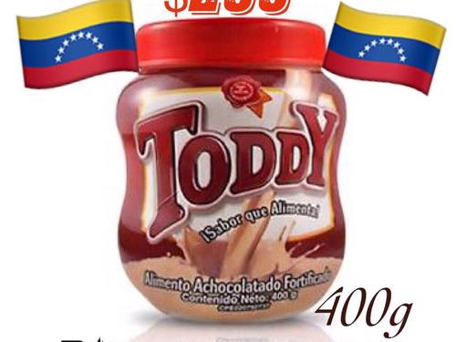 toddy 100% venezolano