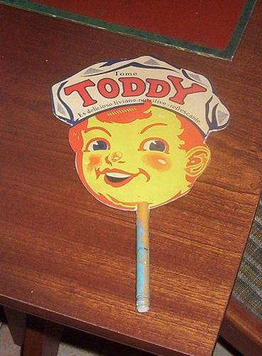 toddy,cara niño pantalla.