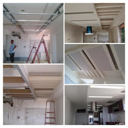 todo dry-wall en vargas construcción de techos y paredes.