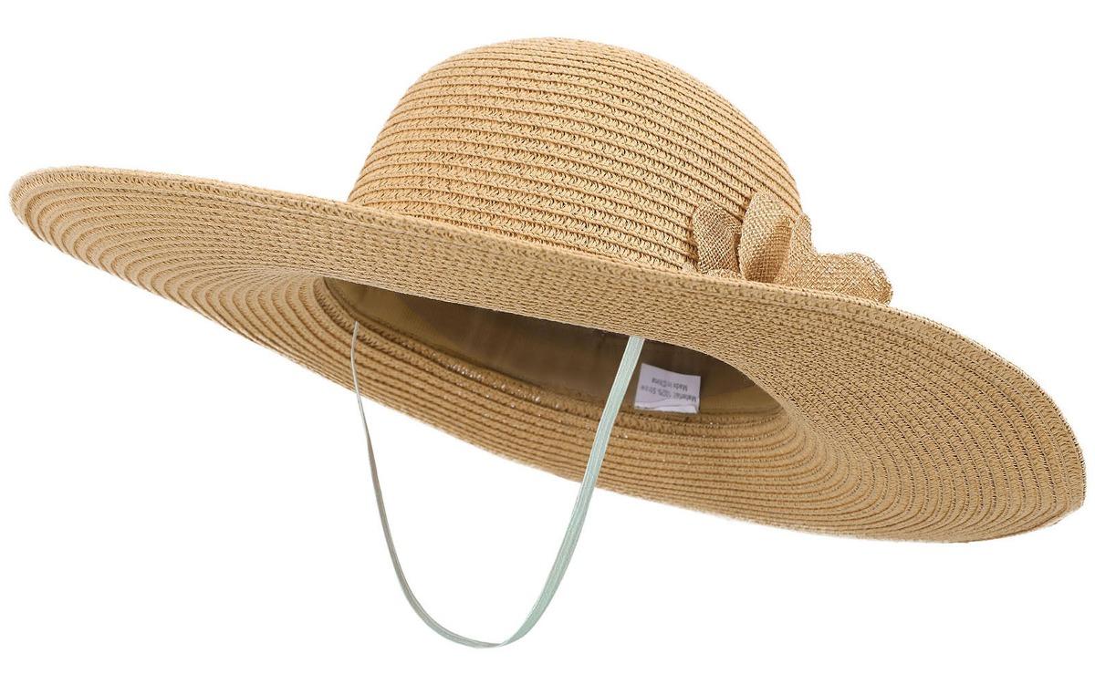 todo el borde verano playa paja sol sombrero de las mujeres. Cargando zoom. e579366e244