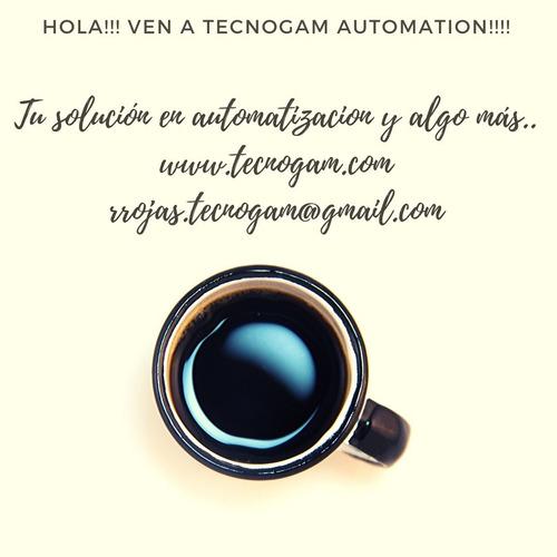 todo en automatizacion y control, industria 4.0