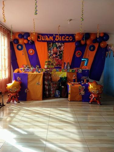 todo en decoración para eventos infantiles