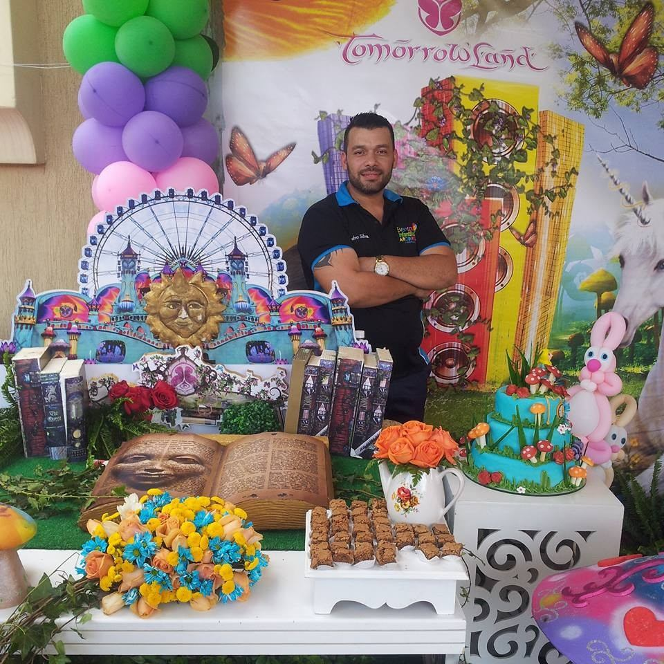 todo en decoraciones candy bar estilo chip fiestas