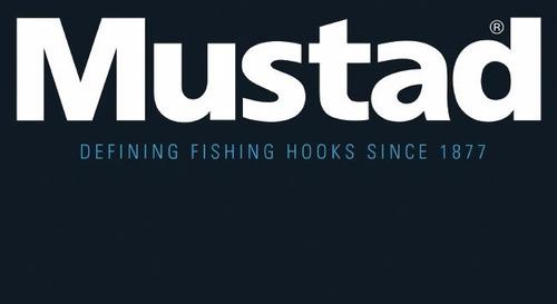 todo para la pesca al mayor, anzuelos cancamos lineas mustad