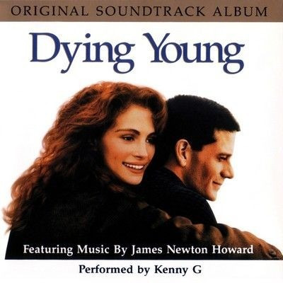 todo por amor - dvd+cd soundtrack, julia roberts-dying young