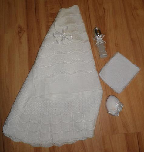 todo ropon vestido bautizo shantu set vela cobija bautismo