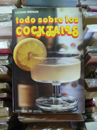 todo sobre cocktails, luciano imbriani
