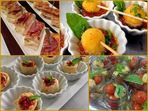 todo sobre pasapalos dulces y salados, frutales, decoración