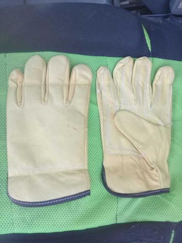 todo tipo de guantes industriales vaqueta y carnaza