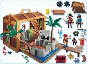 todobloques playmobil 4432 piratas maletin pirata