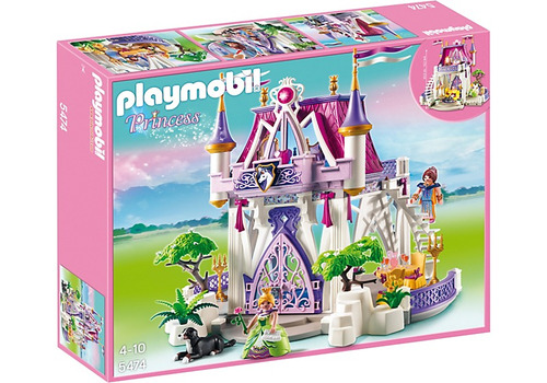 todobloques playmobil 5474 chrystal castle