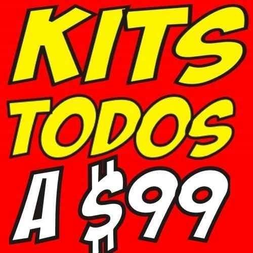 Todos Los Kits Imprimibles Y Personajes $99 - $ 99.99 en Mercado Libre