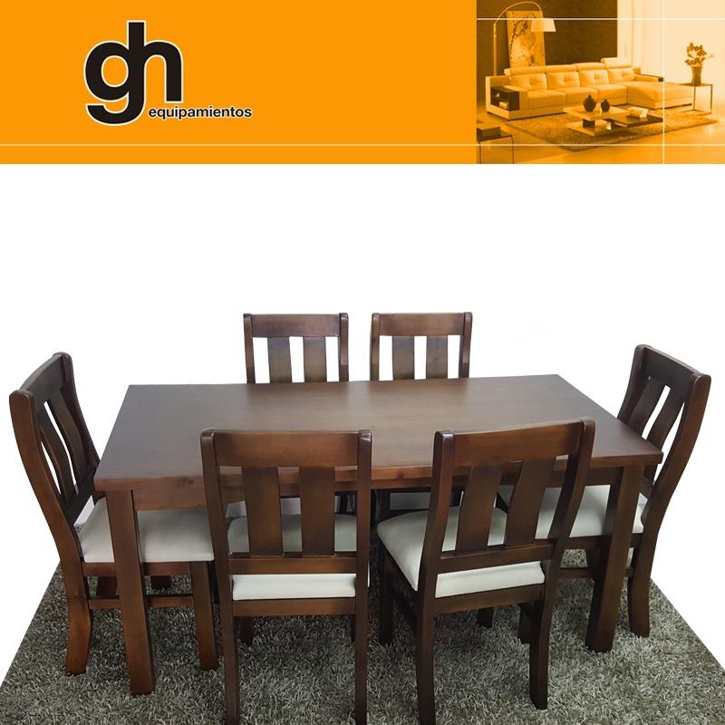 Todos los muebles para tu hogar comedores living cocinas - Muebles de comedores ...