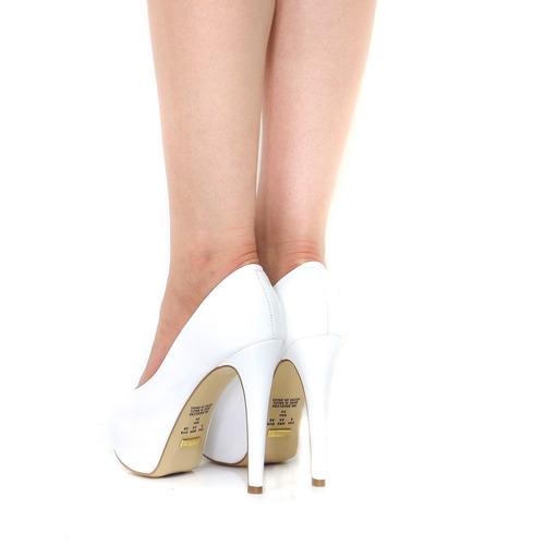 toe feminino sapato peep