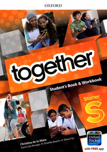 together starter - student´s book and workbook - oxford