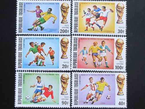 togo 1974 copa futebol alemanha 74