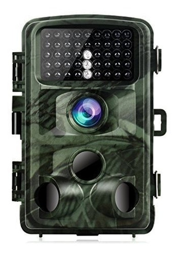 toguard trail camera 14mp 1080p cámara de caza con visión no
