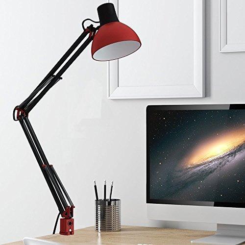 tojane lámpara de escritorio con brazo de brazo con el arqu