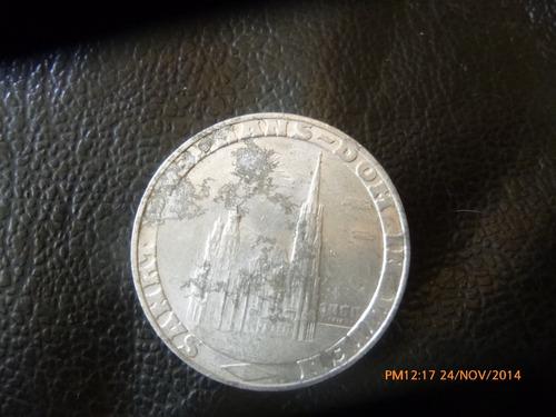 token  austria 1 stephans groschen 1950  (135z