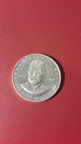 token coin game, roosevelt, aluminio, mt195