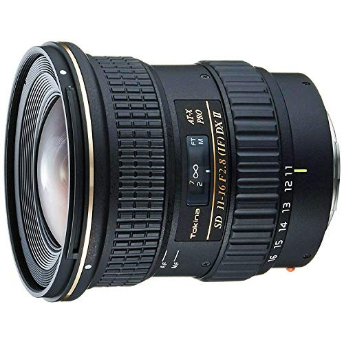 tokina 11-16mm f / 2.8 at-x116 pro dx ii digital zoom lente