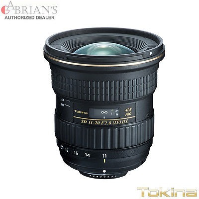 tokina 11-20mm f / 2.8 at- x pro dx para canon . u s comerci