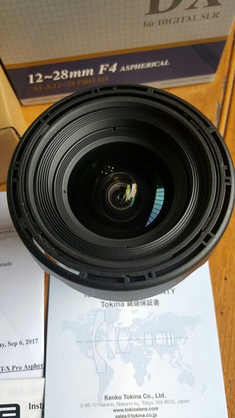 Tokina 12-28mm F/4.0 Para Canon Entrega Inmediata Nueva - $ 19.900 ...