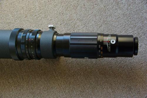 tokina 800 mm f 8 manual adaptable a todas las marcas