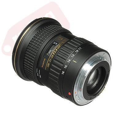 tokina at- x 116 pro dx - ii lente enfoque automático de 11